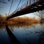 Armenians' Bridge - Artistic Photography, Avignon