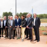 Inaugurations Chateauneuf le Rouge