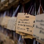 Wishes - Buddist Temple, Tokyo, Japan