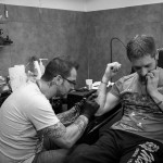 Reportages Photographiques - Longino Tattoo