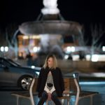 Night Lights - Fashion Photography, Aix en Provence